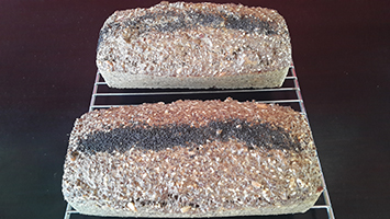 GLUTENFREE LOW CARB SEED BREAD